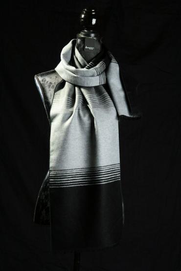 Seidenfleece-Schal