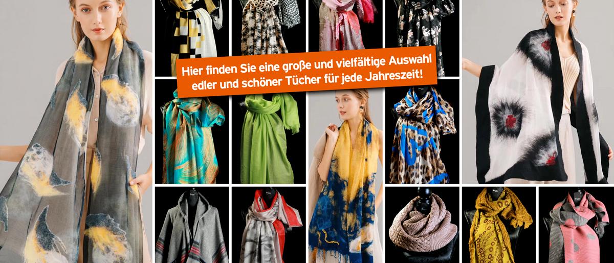 Alexandra Schmitz - Edle Tücher